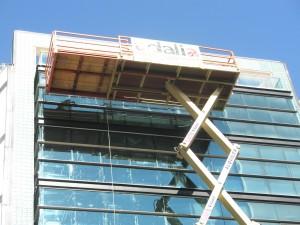 rehabilitación de fachada de Adalia Construcciones Especiales