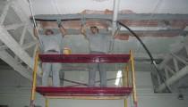 Instalación de lucernario