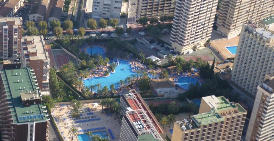 Mantenimiento de piscinas y zonas húmedas