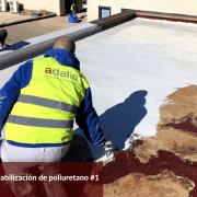 Cómo se aplica la Impermeabilización de poliuretano
